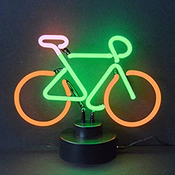 Neonetics Business Signs Bicycle Neon Sign Sculpture