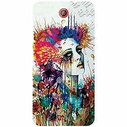 HTC Desire 620G Back Cover - Artistic Designer Cases