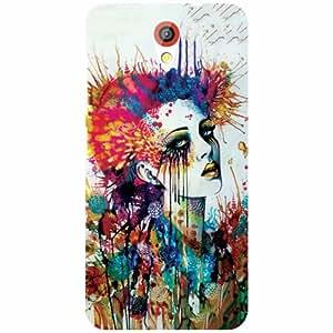 HTC Desire 620 Back Cover - Artistic Designer Cases