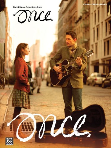 Once -- Sheet Music from the Broadway Musical: