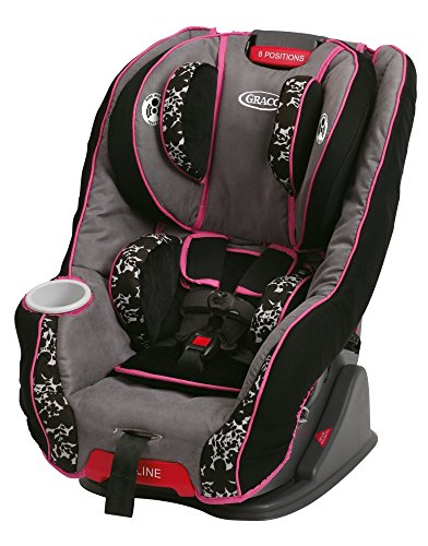graco size4me 65 convertible car seat lacey import it all. Black Bedroom Furniture Sets. Home Design Ideas