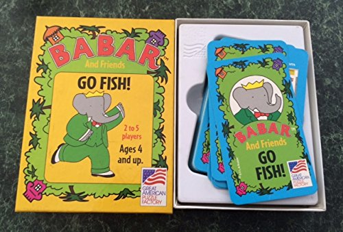 BABAR And Friends GO FISH! - 1