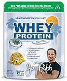 Jay Robb - Whey Isolate Vanilla Protein Powder - Whey Protein Isolate as the protein source - 12-Packets