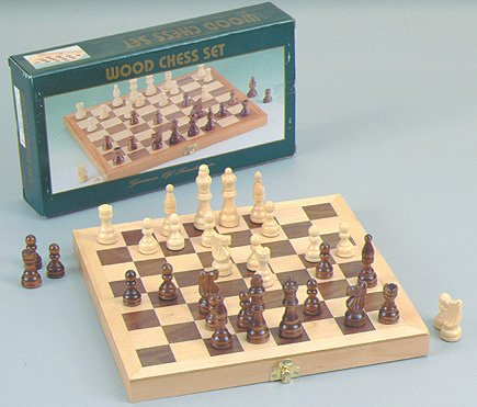 11 Inch Folding Chess - Buy 11 Inch Folding Chess - Purchase 11 Inch Folding Chess (FAME products, Toys & Games,Categories,Games,Board Games,Checkers Chess & Backgammon)