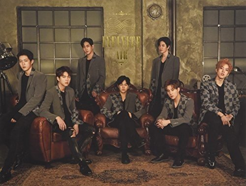 CD : Infinite - Air: Limited B Version (Japan - Import)