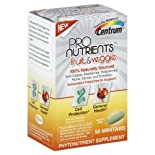 Centrum ProNutrients Fruit & Veggie, Minitabs, 50 ea