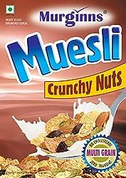Murginns Muesli, Nut, 400g