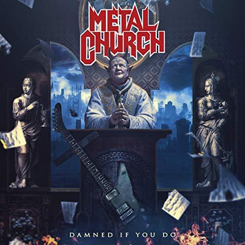 CD : METAL CHURCH - Damned If You Do