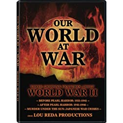 Our World At War: World War II Triple-Feature Package