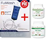 Enema kit with colon cleanser & probiotic