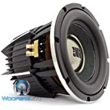"""W10GTi MkII  A patented, cast-frame 10"""""""" (250mm) DVC subwoofer with 3000W peak power handling"""