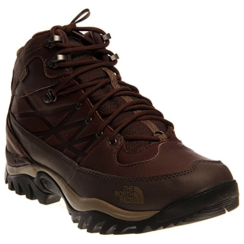 The North Face Storm Winter WP Boot Mens Demitasse Brown/Ganache Brown 9