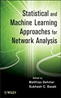 Statistical and Machine Learning Approaches for Network Analysis ebook download
