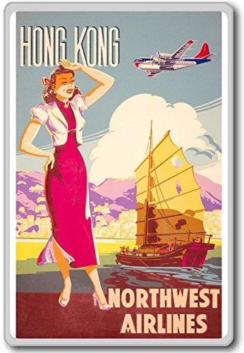 hong-kong-northwest-airlines-vintage-travel-aviation-fridge-magnet-kuhlschrankmagnet