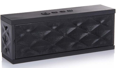 Amijo Amphi Bluetooth Speaker - Portable And Wireless Speakers Bluetooth, Great Stylish Design And Amphitheater Sound, Comes With Built-In Microphone, Works With Iphone, Samsung And Other Smartphones, Ipad 2/3/4, Ipad Mini, Netbooks, Laptops And Mp3/4 Pla