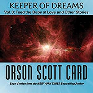 Keeper of Dreams, Volume 3 Audiobook