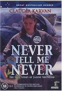 Never Tell Me Never [Australien Import]