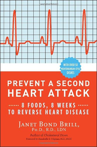Prevent A Second Heart Attack: 8 Foods, 8 Weeks To Reverse Heart Disease front-481524