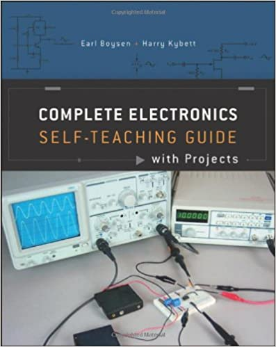 Complete Electronics Self-Teaching Guide with Projects 4th Edition