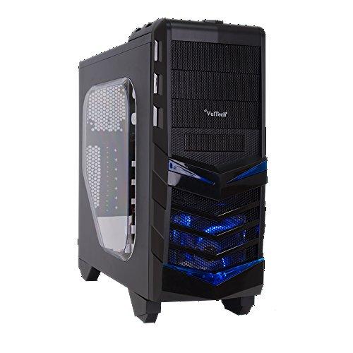 NewmediaPc-gaming- Intel core i7-6700 4 x3.40GHz - Asus GeForce GTX1060-6gb - SSD Samsung 250 - 1TB HDD sata 3 - 16 GB DDR4 2400 mhz - Windows 10 - pc da gaming pc fisso desktop pc assemblato completo pc completo pc completo gaming