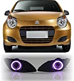 AupTech CCFL Angel Eye Fog Light DRL for Suzuki Alto 2009-2012