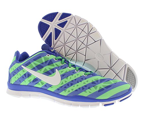 nike free tr fit 3 prt Womens Nike Free TR Fit 3 PRT Running Shoes Volt Force / White ...