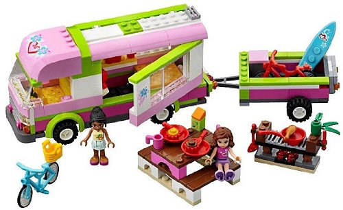 Lego Friends Adventure Camper 3184 Picture