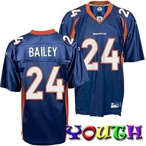 Denver Broncos Champ Bailey Reebok Youth Kids 4-7 Jersey by Reebok