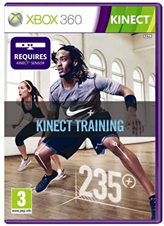 Nike Plus Kinect Training (Xbox 360)