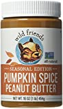 Wild Friends Foods Pumpkin Spice Peanut Butter