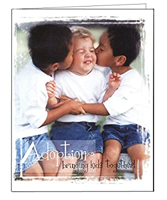 Adoption ~ Bringing Kids Together! Greeting Card