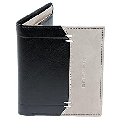 Bonjour Unique Bi-Folded Men's Leather Wallet