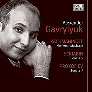 Rachmaninov, Prokofiev & Scriabin: Piano Works