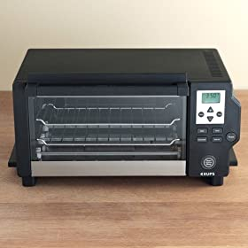 Krups Digital Convection Toaster Oven, FBC2