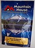 Mountain House Beef Stroganoff - Family Sized (1 Pouch)