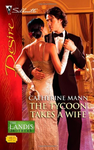 Image of The Tycoon Takes a Wife (Silhouette Desire)