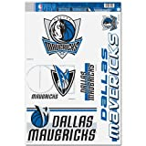 NBA Dallas Mavericks 11 x 17 Ultra Decals at Amazon.com