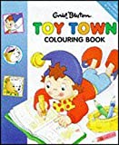 Toy Town Colouring Book (0001360787) by Blyton, Enid