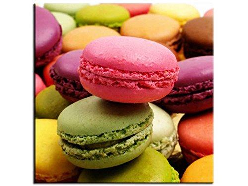 Tableau deco cuisine Esprit macarons - TOP VENTE