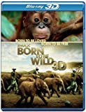 IMAX: Born to Be Wild (Blu-ray 3D)