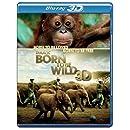 IMAX: Born to Be Wild (Blu-ray 3D)