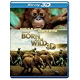 IMAX: Born to Be Wild (Blu-ray 3D) ~ Morgan Freeman