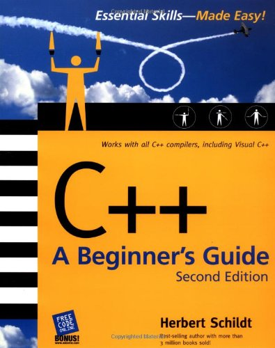 C++: A Beginner's Guide