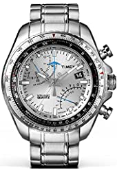 Jacob Time T2P104 Timex Stainless Steel Mens Watch