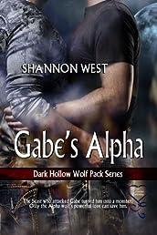 Gabe's Alpha (Dark Hollow Wolfpack 4) (Dark Hollow Wolf Pack)