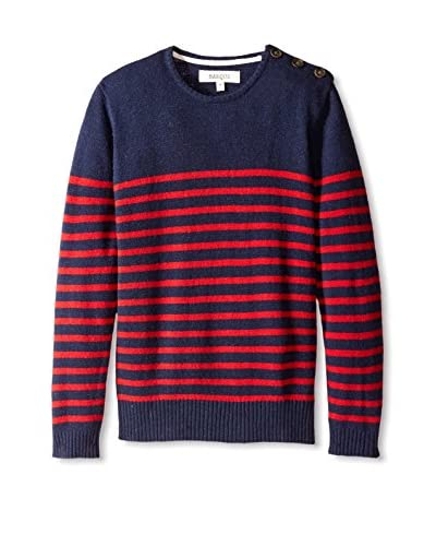 Barque Men's Breton Stripe Sweater
