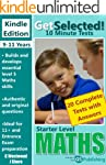 Get Selected! 11+ 10 Minute Maths: St...