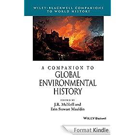 A Companion to Global Environmental History