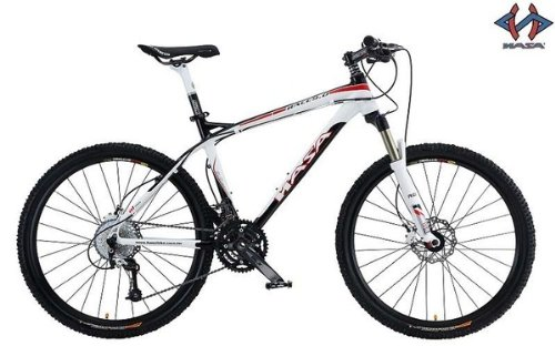2012 HASA Mountain Bike Shimano SLX 30 Speed 20 Inch