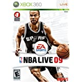 NBA Live 09by Electronic Arts